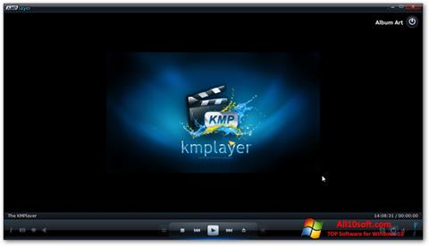 截图 KMPlayer Windows 10