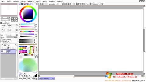 截图 Paint Tool SAI Windows 10