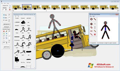截图 Pivot Animator Windows 10