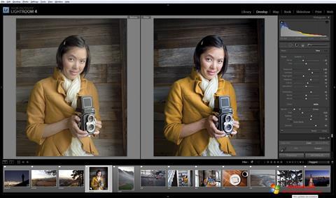 截图 Adobe Photoshop Lightroom Windows 10